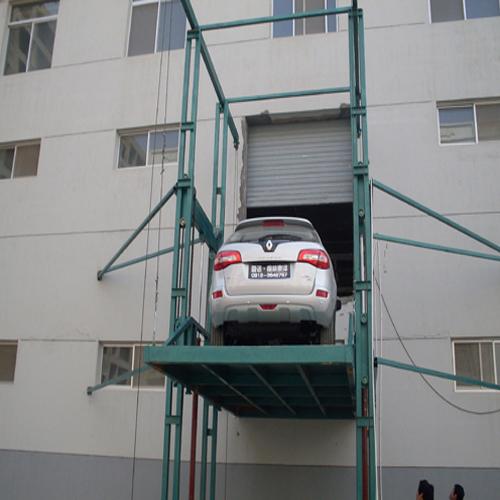 汽车升降货梯
