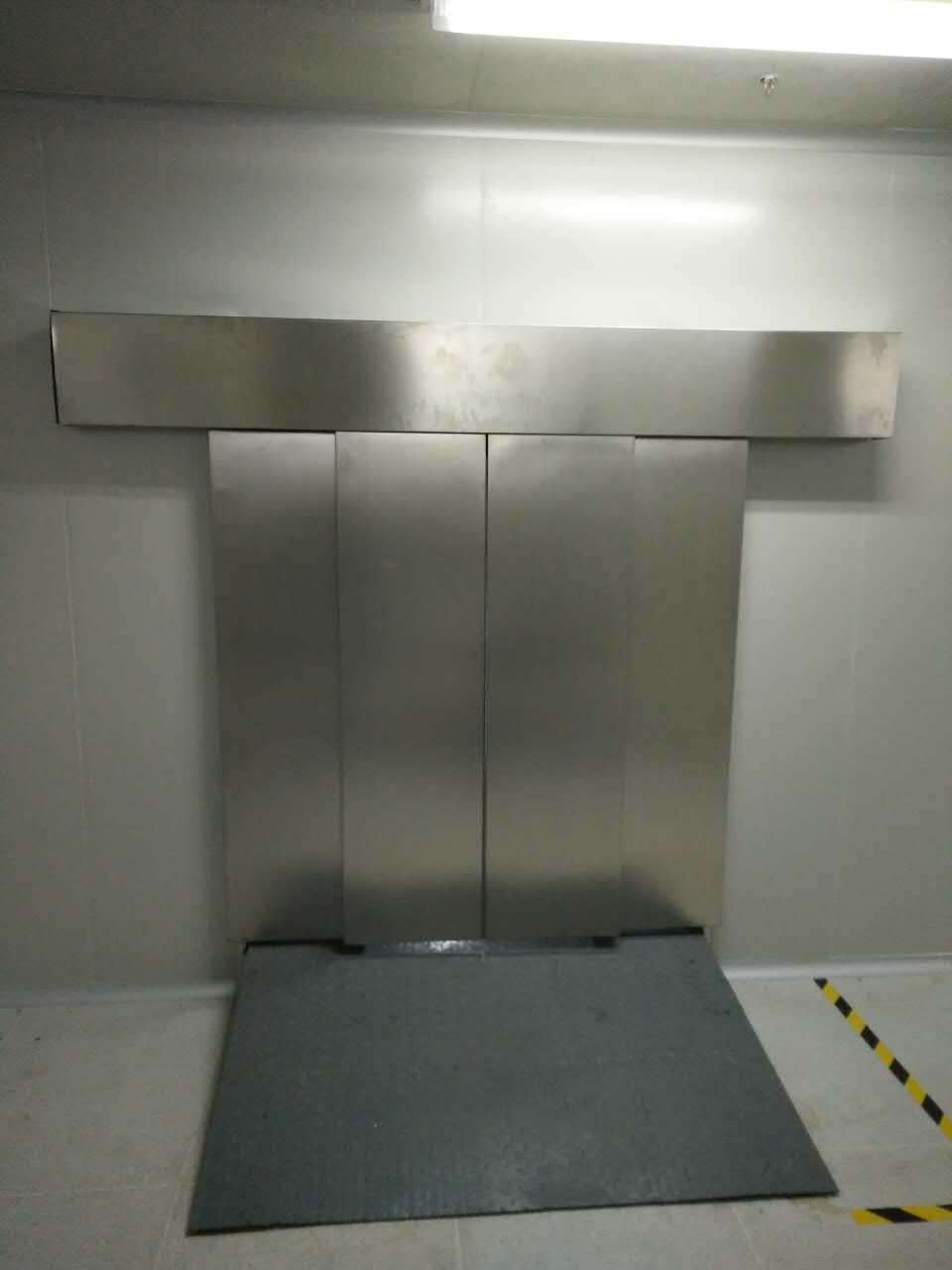 带电动门工业货梯